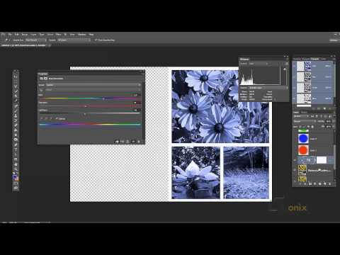Adobe Photoshop Tutorial 25 - Histogram and an intro into Curves