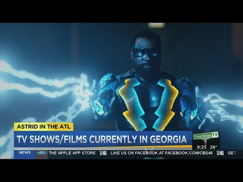 November shows and movies filming in Georgia