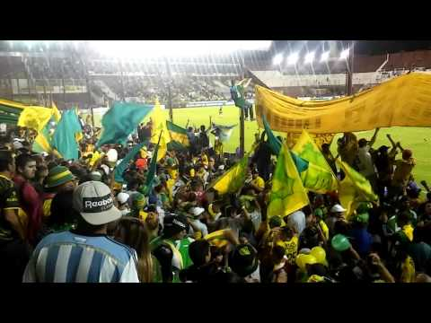 """LA BANDA DE VARELA EN LANUS VS SAN PABLO"" Barra: La Banda de Varela • Club: Defensa y Justicia"