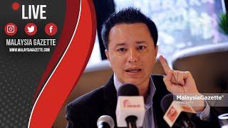 """MGTV LIVE : """"Ini melibatkan masa depan anak saya!"""" -Datuk Seri Eizlan Yusof"""