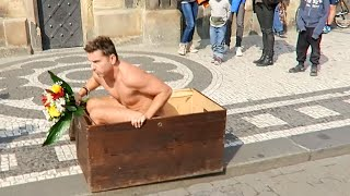 REVENGE 12 - Sexy Surprise Turns Into Public Humiliation Prank
