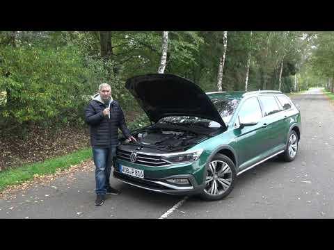 2019 VW Passat Alltrack 2.0 Liter Benziner Leistung Beschleunigung Drehmoment