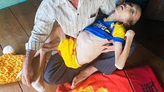 Trao quà tết cho hoàn cảnh gia đình cháu Mai Nguyễn Văn Sanh ở Bình Thuận