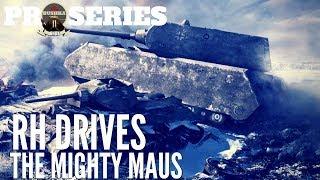 Maus Masterclass RH from Pramo World of Tanks Blitz