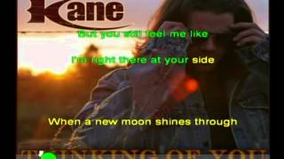 Christian Kane- Thinking of you (Lyrics)