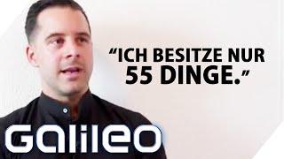 Multimillionär ohne Luxus: Warum lebt Cédric Waldburger so minimalistisch?   Galileo   ProSieben