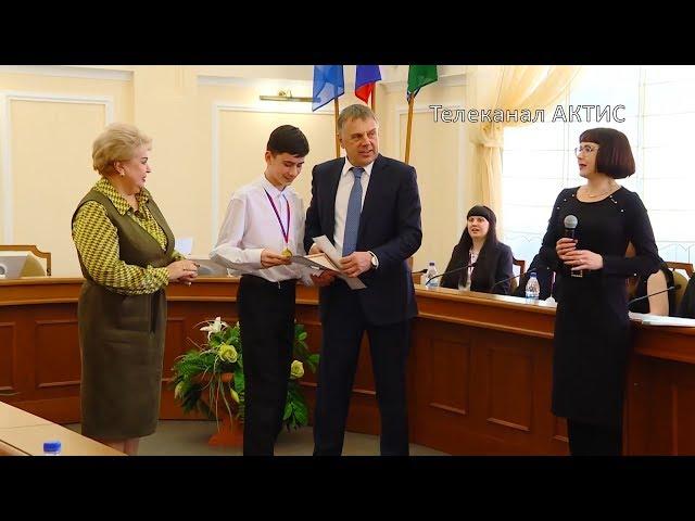 У ангарских студентов 13 медалей