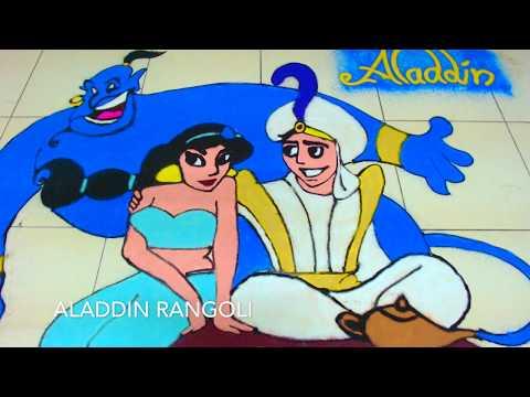 #How to Draw Aladdin | Easy Step-by-Step Tutorial #ALADDIN #PRINCESSJASMINE #GENIE