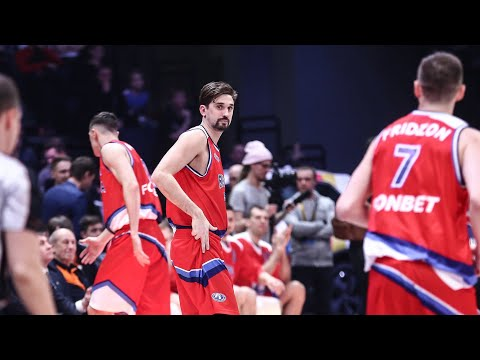 VTB United League All Star Game 2020 MVP Alexey Shved