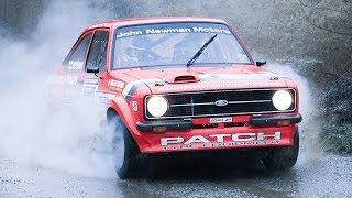SERIOUS⚡WET✔️SPEED - Crazy☘️IRISH - Pure Asphalt/TARMAC RALLYING - Rear wheel Drive MK2 Ford Escort