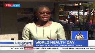World Health Day marked as health remains a key concern for many Kenyans