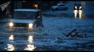 Потоп в Алматы: Байбеку привет! 28.10.2018 / БАСЕ