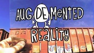 Vignette de Humour, magie et réalité augmentée