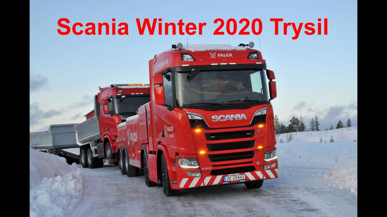 Scania Winter 2020