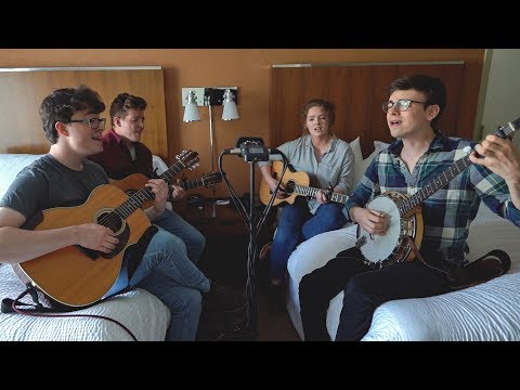 "A ridiculously amazing cover of ""Blue Ridge Mountains"" by Fleet Foxes"