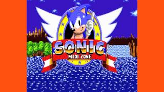 Sonic the Hedgehog MIDI Tribute - DJ A New Hope