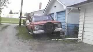 Four Walls- Cheyenne Kimball