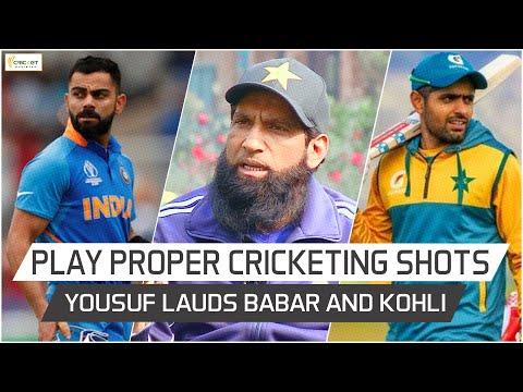 Mohammad Yousuf praises Virat Kohli, Babar Azam