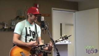 SPIRIT 105.3 FM - Michael Watson of Above The Golden State - Love You So