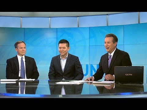 Robert Daly joins CGTN panel on Wang Yi's speech at the UNGA