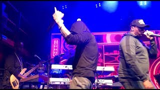 Eminem-My Name Is/Real Slim Shady/Without Me (Live in NYC) 4K