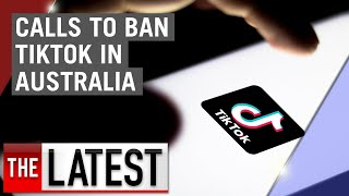 Calls to ban TikTok in Australia over suspected sinister links to China | 7NEWS