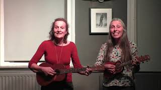 Christine Jeans and Jill Stephen at The Bridge – Wishful Thinking (The Ditty Bops)