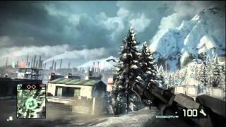BMD-3 Bakhcha AA - Battlefield: Bad Company 2