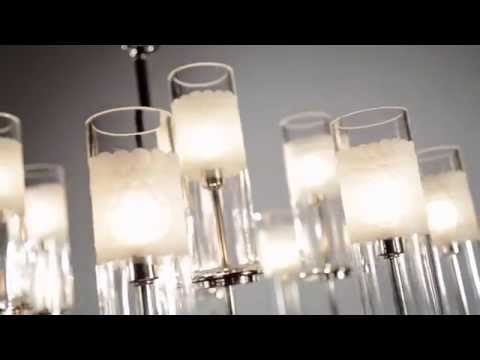 Video for Wentworth Aged Brass Four-Light Wall Sconce