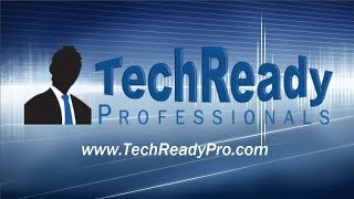 preview picture of video 'Brookville PA Microsoft Windows Training Jefferson || TechReady'
