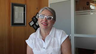 """En quoi la formation à ESSEC a changé ma vie professionnelle"""", Virginie Godot."""
