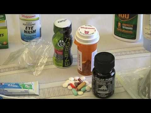 Bug-out Bag – Survival First Aid Kit Essentials