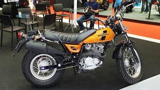 2017 Suzuki VanVan 200 Motorcycle Specs, Reviews, Prices ...