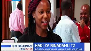 Haki za binadamu Tanzania: Watetezi wa haki hizo ni kundi linalowindwa na watu wasiojulikana