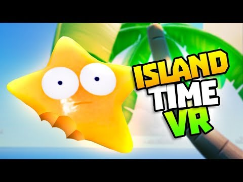 HARDEST ACHIEVEMENTS ON THE ISLAND? - Island Time VR Gameplay - VR HTC Vive Gameplay