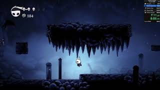 Hollow Knight Any% NMG Speedrun - 37:31 loadless