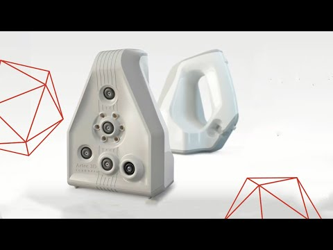 Artec Spider - new 3D scanner from Artec Group