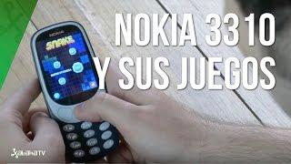 Los juegos del nuevo Nokia 3310
