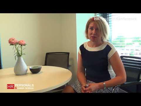 INETA JUŠKĒVIČA | Visma Enterprise HR direktore
