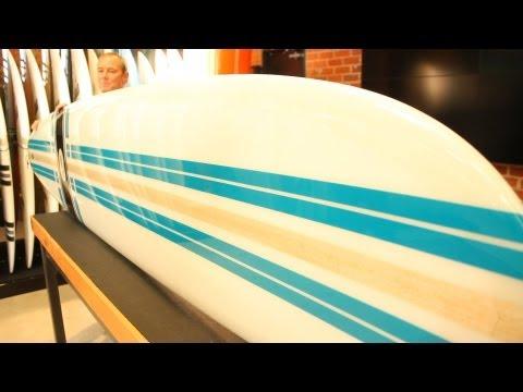 What Is a Longboard aka Mal or Malibu? | Surfboard Basics