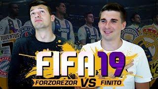 ПЕРВЫЙ ВАГЕР FIFA 19 VS. FORZOREZOR