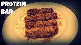 【アスリートの補食に◎】簡単に作れる筋肉スナック「プロテインバー」