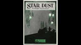 Stardust - Hoagy Carmichael (1931)