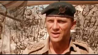"""""""CZŁOWIEK HONORU"""" CZ. 2-Honorowy Guy Crouchback wstępuje do armii i jako komandos wyrusza na front. Miejsca, do których trafia podczas wojny, rzucają wyzwania jego uczciwości i przyzwoitości….."""