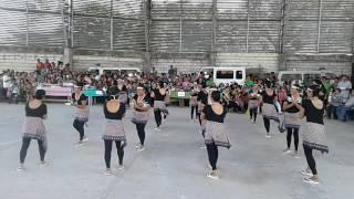 Sanfe Cluster5 Dayang Dayng Dance