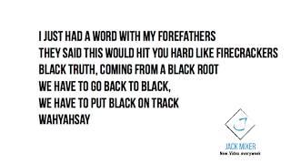 Patoranking Black Official Lyrics