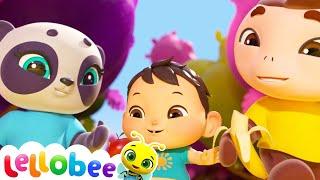 Meet Your Little Baby Bum Friends - Animals  | Brand New | ABCs and 123s | Little Baby Bum