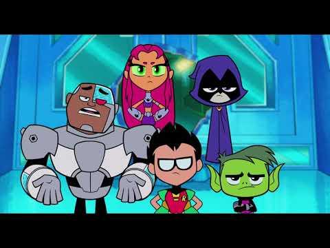 Trailer Teen Titans Go! La película