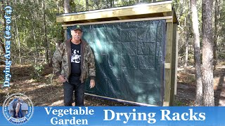 Vegetable Garden Drying Area (#2 Of 4) Drying Racks