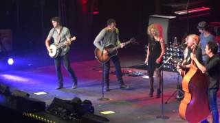 Little Big Town - Pop Song Medley - Augusta, Ga 5/9/13
